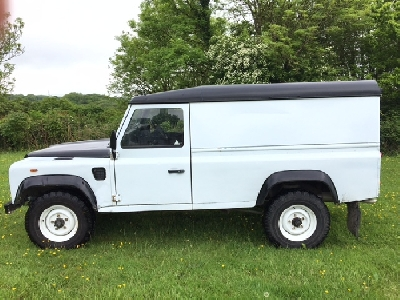 1992 Land Rover 110